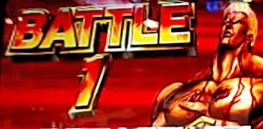 北斗の拳 修羅の国篇 高設定確定演出 特闘 バトルパート 開始画面 赤背景 ファルコ 設定2以上確定